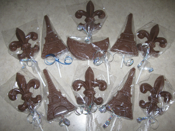 Frenchteacher Com View Our Products Candy Molds